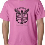 T Shirt: Small PINK